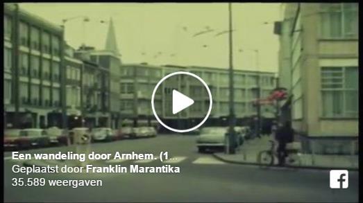 Een wandeling door Arnhem