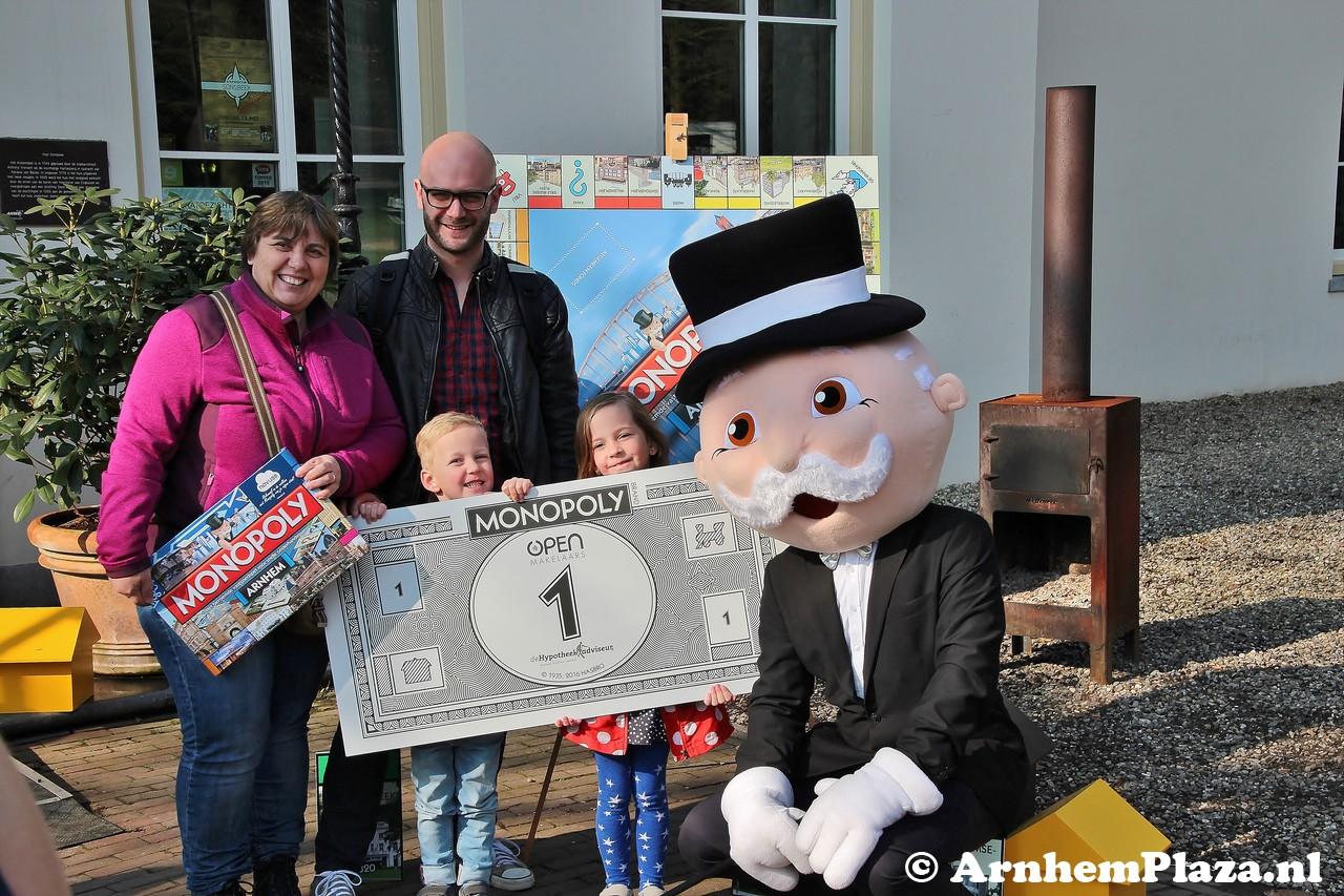 Arnhem heeft eigen Monopoly spel