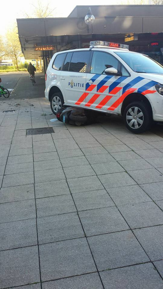 Arrestaties na wilde achtervolging