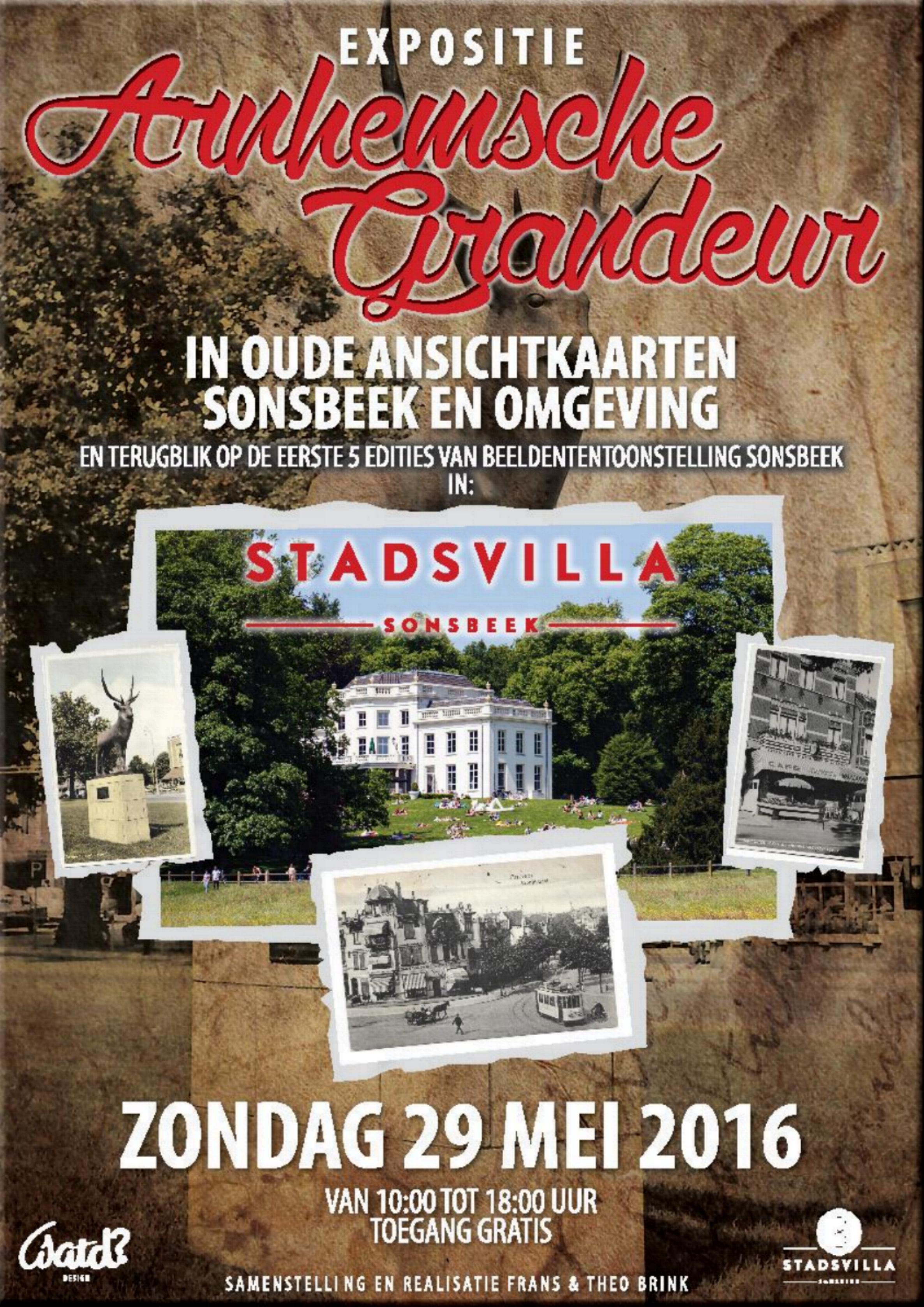 Arnhemsche Grandeur in oude ansichtkaarten