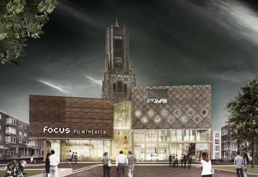 Informatiebijeenkomst werkzaamheden Kerkplein en bouw Focus Filmtheater