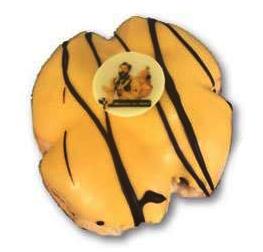 Ernems trots ! Vitesse broodje van bakker Koenen