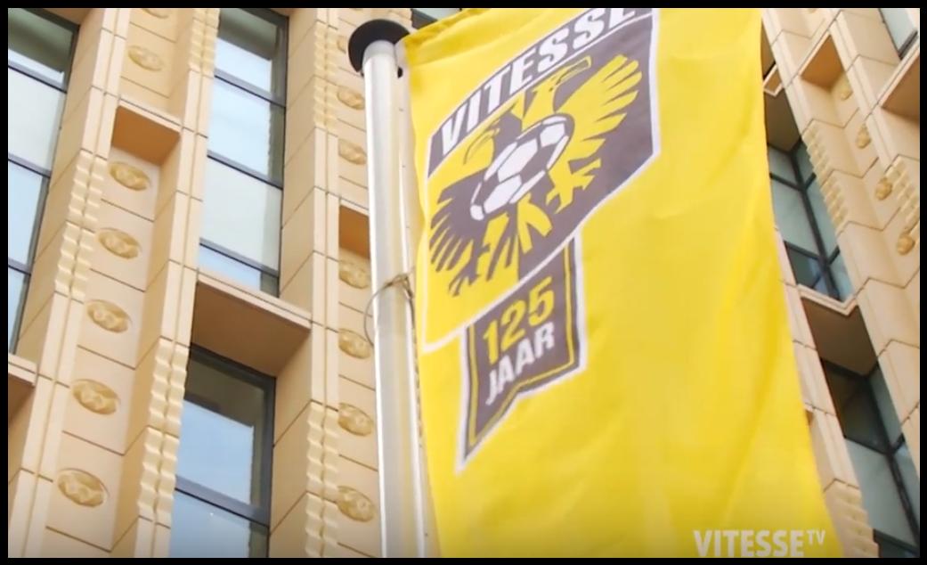Opening expositie 125 jaar Vitesse in Rozet