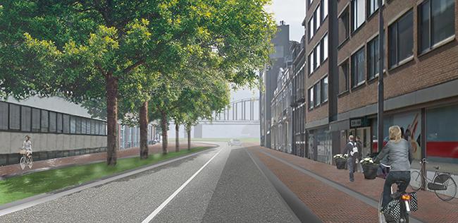 Werkzaamheden Weerdjesstraat starten 6 juni