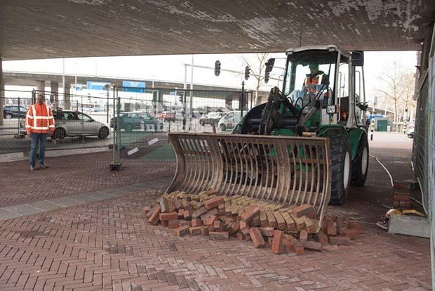 Milieuwinst door herinrichting Roermondsplein en omgeving