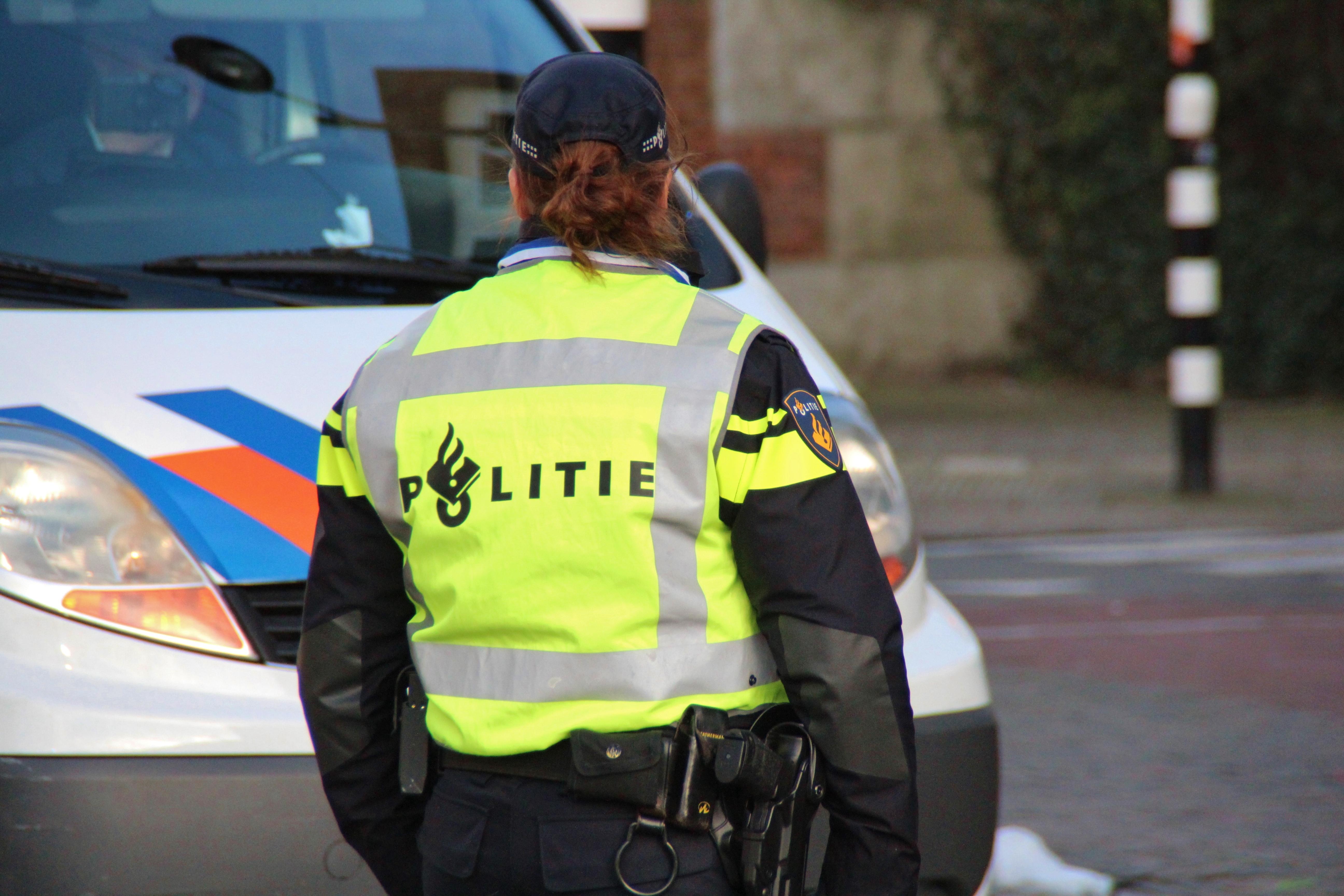 Politie pakt overvaller vlak na overval