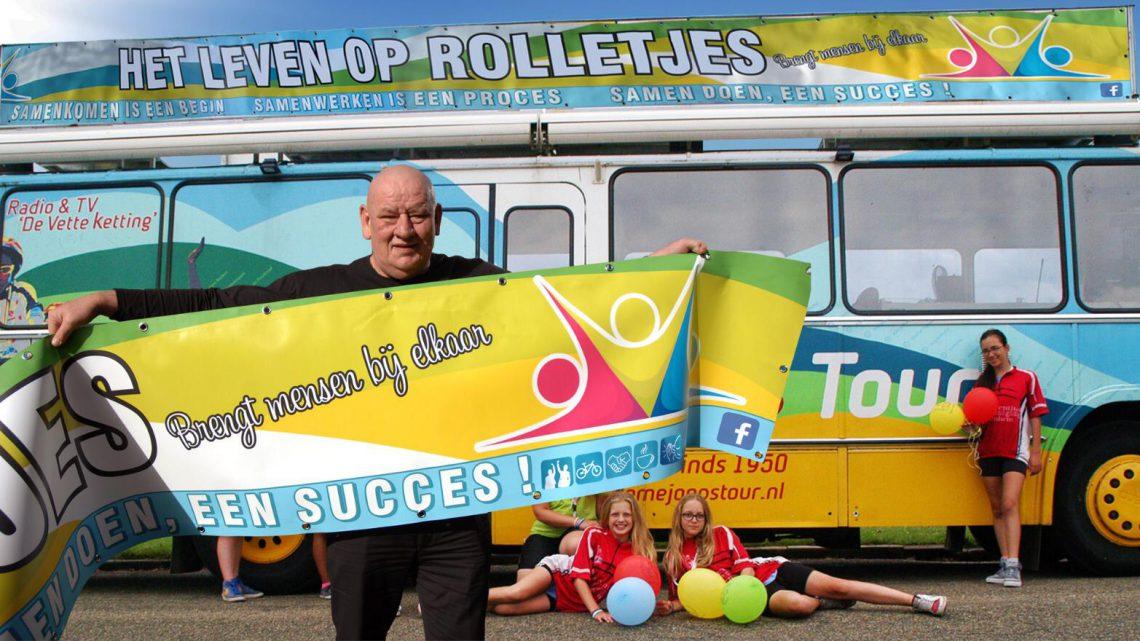 Ome Joop's Tour zoekt de wijken in Arnhem op