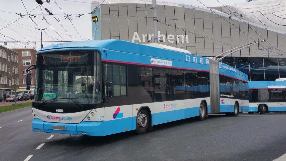Trolley 2.0 voordeligste elektrische oplossing voor Rijnlijn