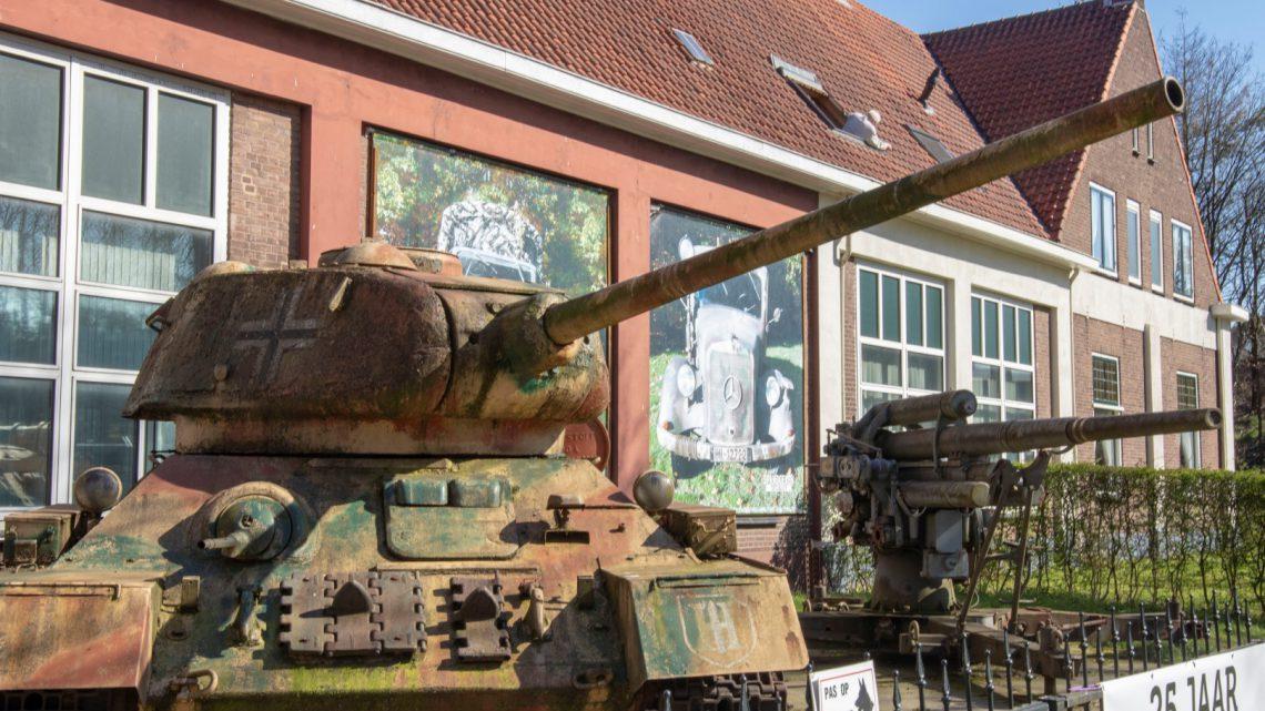 Arnhems Oorlogsmuseum viert 25-jarige huisvesting