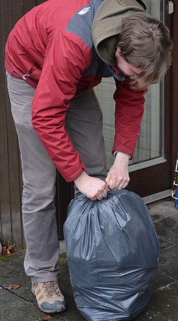 Binnenstadondernemers kunnen makkelijker van hun afval af