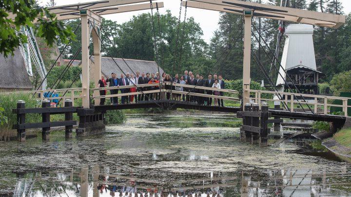 Arnhem staat stil bij 20 jaar vriendschapsrelatie met Wuhan