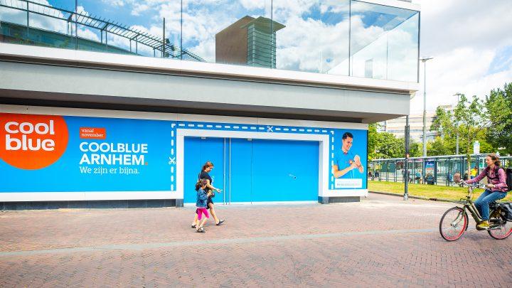 Coolblue opent dit najaar een XXL-winkel in Arnhem