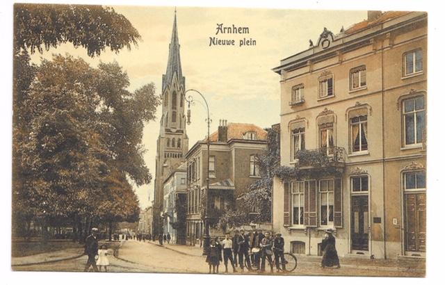Expositie: Arnhemse kerken, tijden veranderen