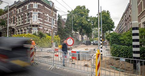 Vertraging werkzaamheden Apeldoornseweg