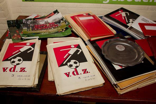 RKVV VDZ wordt 100 jaar: reünisten gezocht