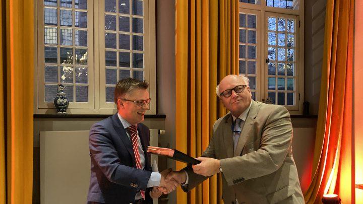 Overeenkomst verbouw Museum Arnhem getekend, aannemer kan van start