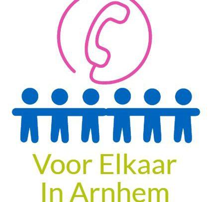 'Voor Elkaar in Arnhem' slaat de handen ineen voor praktische hulp aan kwetsbare inwoners