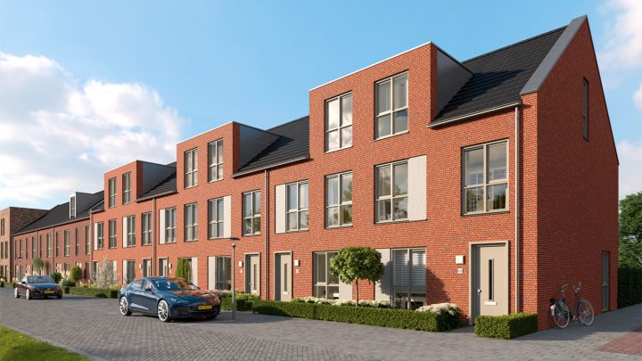 Eerste woningen Schuyts Kwartier in de verkoop