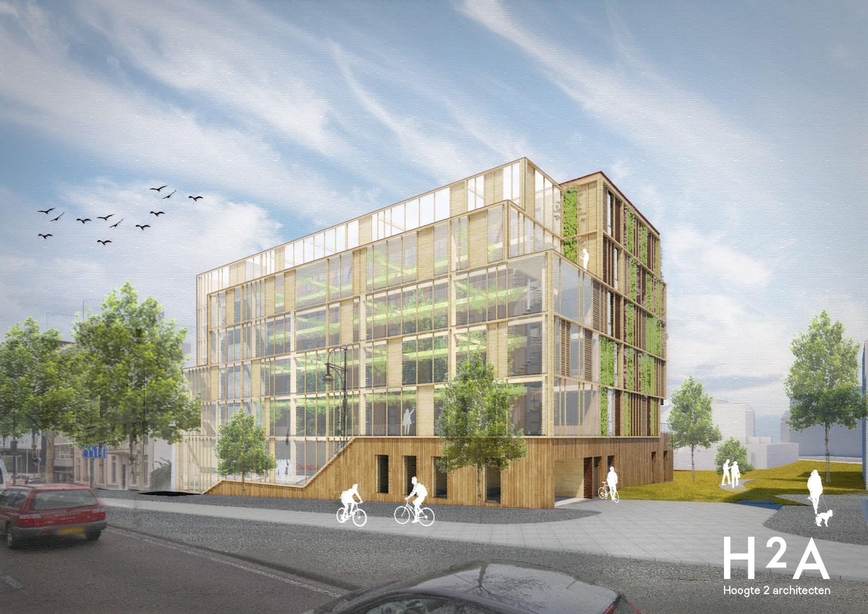 CPO Cohousing Arnhem mag appartementen in Coehoorn realiseren