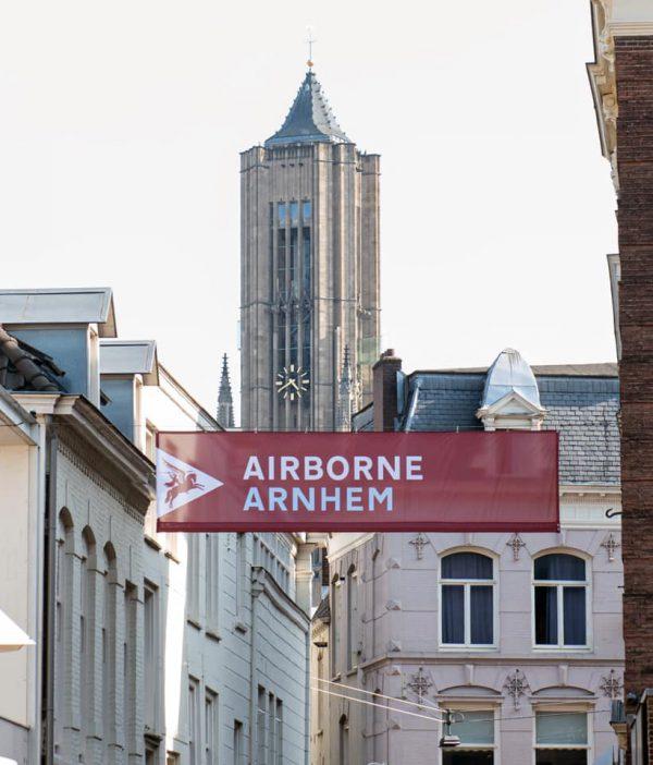 Slag om Arnhem: 'Sta stil, vertel het verhaal aan uw kinderen, want vrijheid is ons leven'