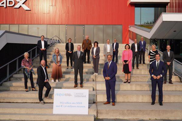 Regionale overheden willen € 1,6 miljoen investeren in digitalisering mkb-bedrijven