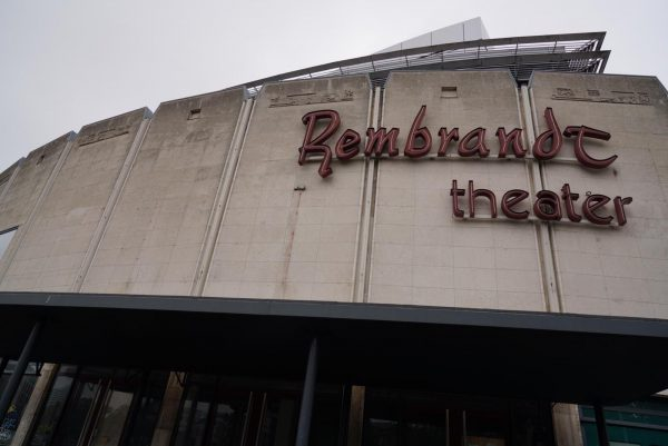 Woningen in voormalig Rembrandt theater