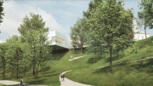 Museum Arnhem krijgt een cliffhanger