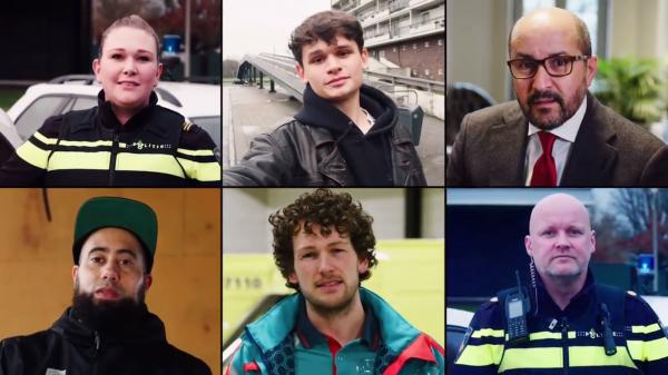 Arnhemse YouTubers, hulpverleners en burgemeester in boodschap aan jongeren rond deze vakantietijd en Oud en Nieuw: 'Help nog even mee, want het vaccin komt eraan.'