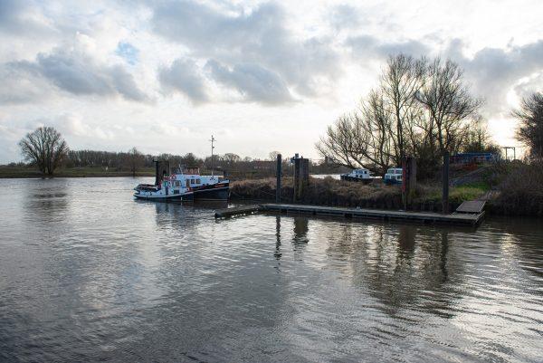 Arnhem baggert defensiehaven uit