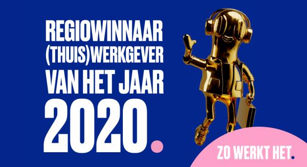 Dit zijn de 3 beste (thuis)werkgevers in de regio Arnhem-Nijmegen 2020