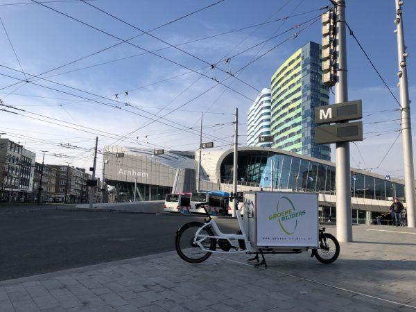 1,4 miljoen Euro voor bereikbare en schone regio Arnhem-Nijmegen