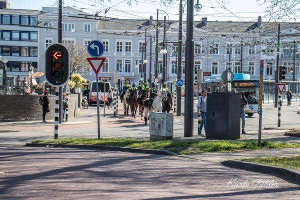 Demonstratie in Arnhem zonder grote incidenten verlopen