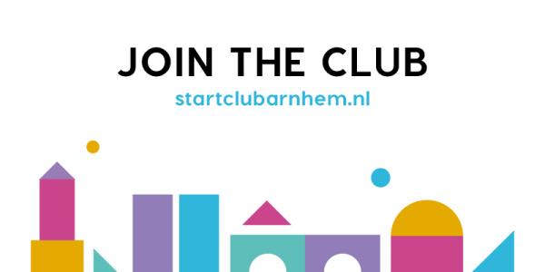 Arnhems startersplatform heeft nu ook een fysieke ontmoetingsplek: het Startclubhuis