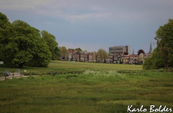 Arnhem in 2040: groen, creatief en vitaal