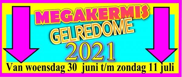 De kermis in Arnhem gaat pas woensdag 30 juni van start