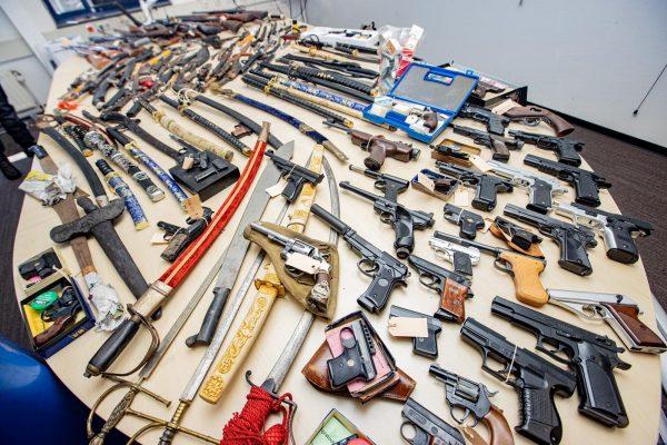 Arnhemmers geven massaal gehoor aan wapeninleveractie