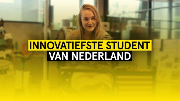 Dit zijn de 10 innovatiefste studenten van Nederland