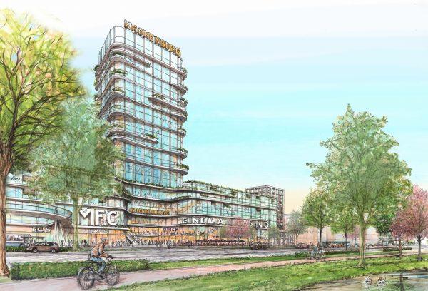 Arnhem investeert in leefbaar en sociaal sterk Kronenburg