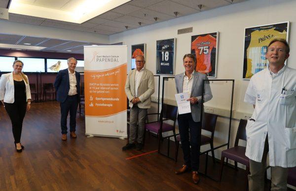 Rijnstate Clinics en Sport Medisch Centrum Papendal intensiveren samenwerking in sportgeneeskundige zorg voor de regio